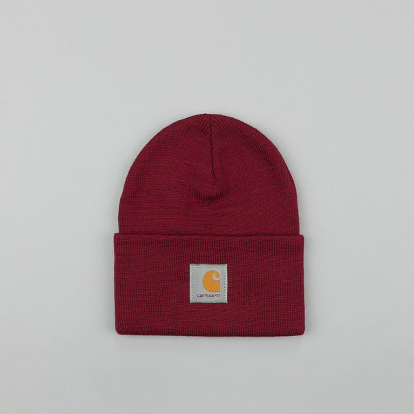 Carhartt Watch Hat Beanie US Berry