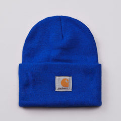 Carhartt Watch Hat Beanie Royal Blue