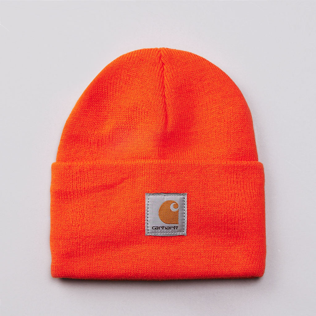 Carhartt Watch Hat Beanie US Athletic Orange