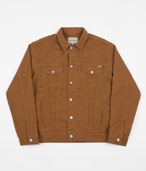 Carhartt Western Jacket - Hamilton Brown