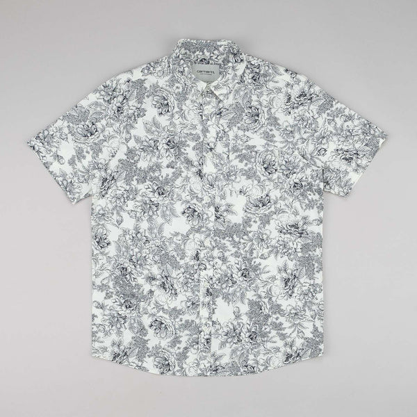 Carhartt Wild Rose Short Sleeve Shirt