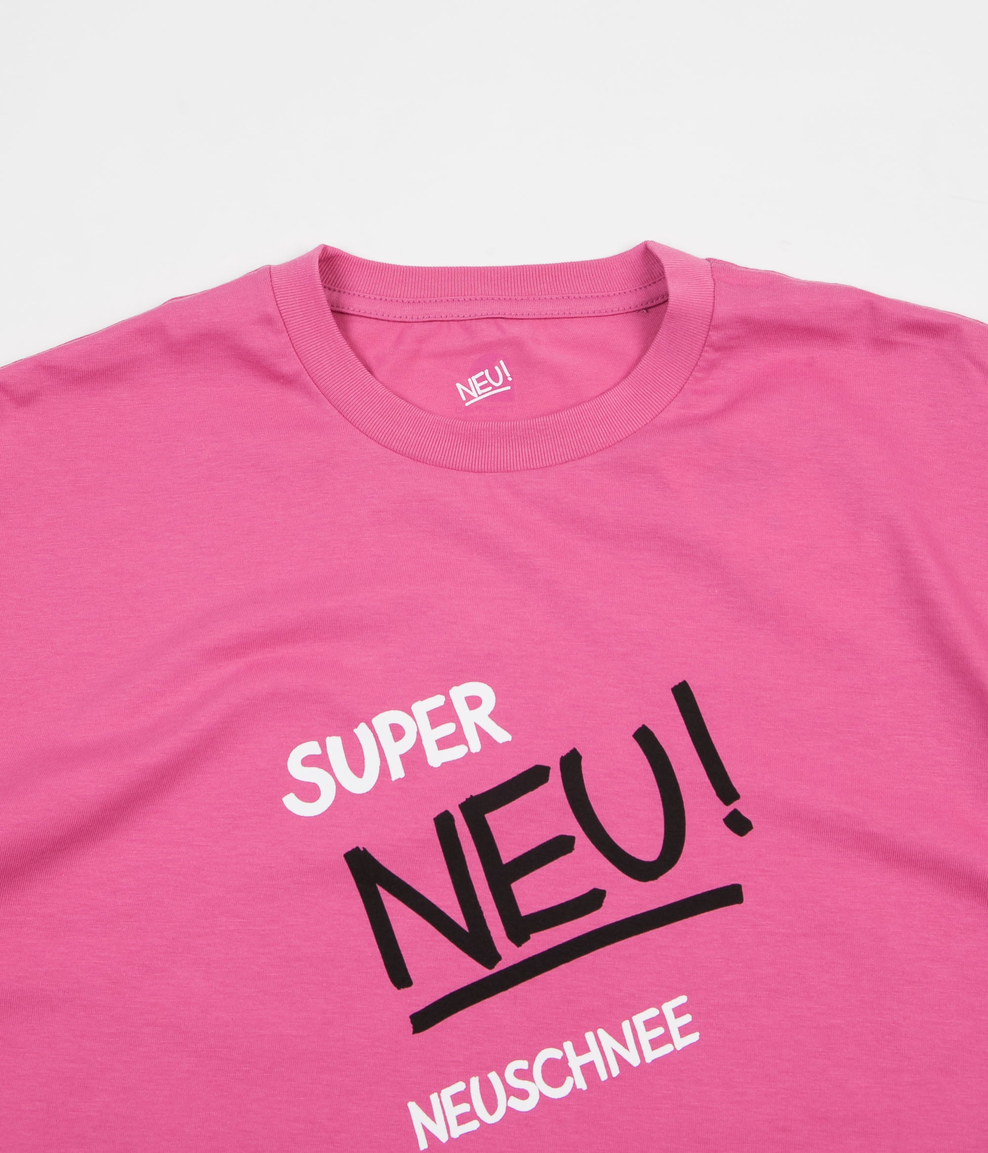 Carhartt x NEU! Super Neuschnee T-Shirt - Wildberry
