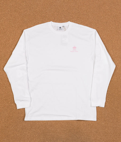 Carhartt x PAM Radio Club Athens Long Sleeve T-Shirt - White
