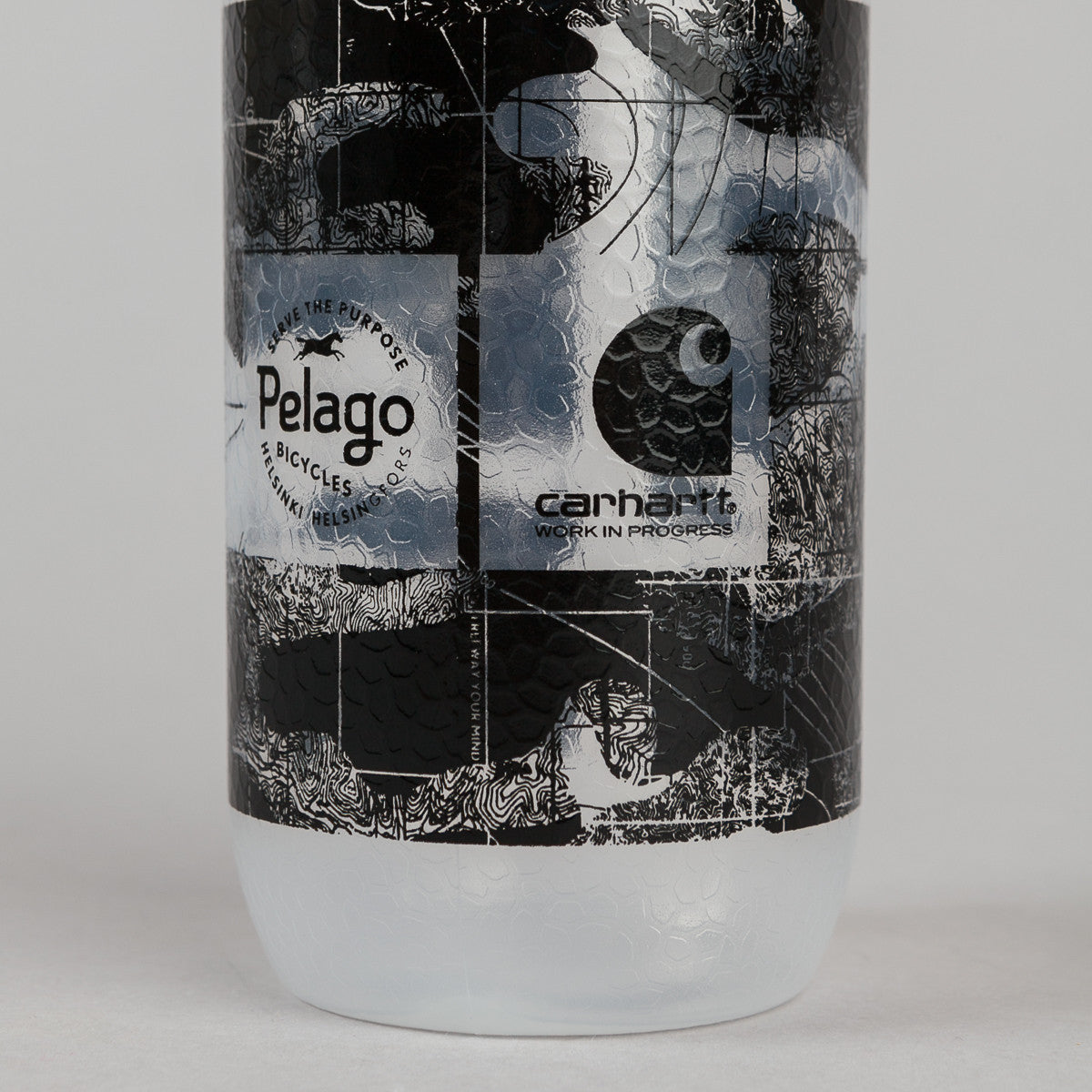 Carhartt x Pelago Cycling Bottle - Black