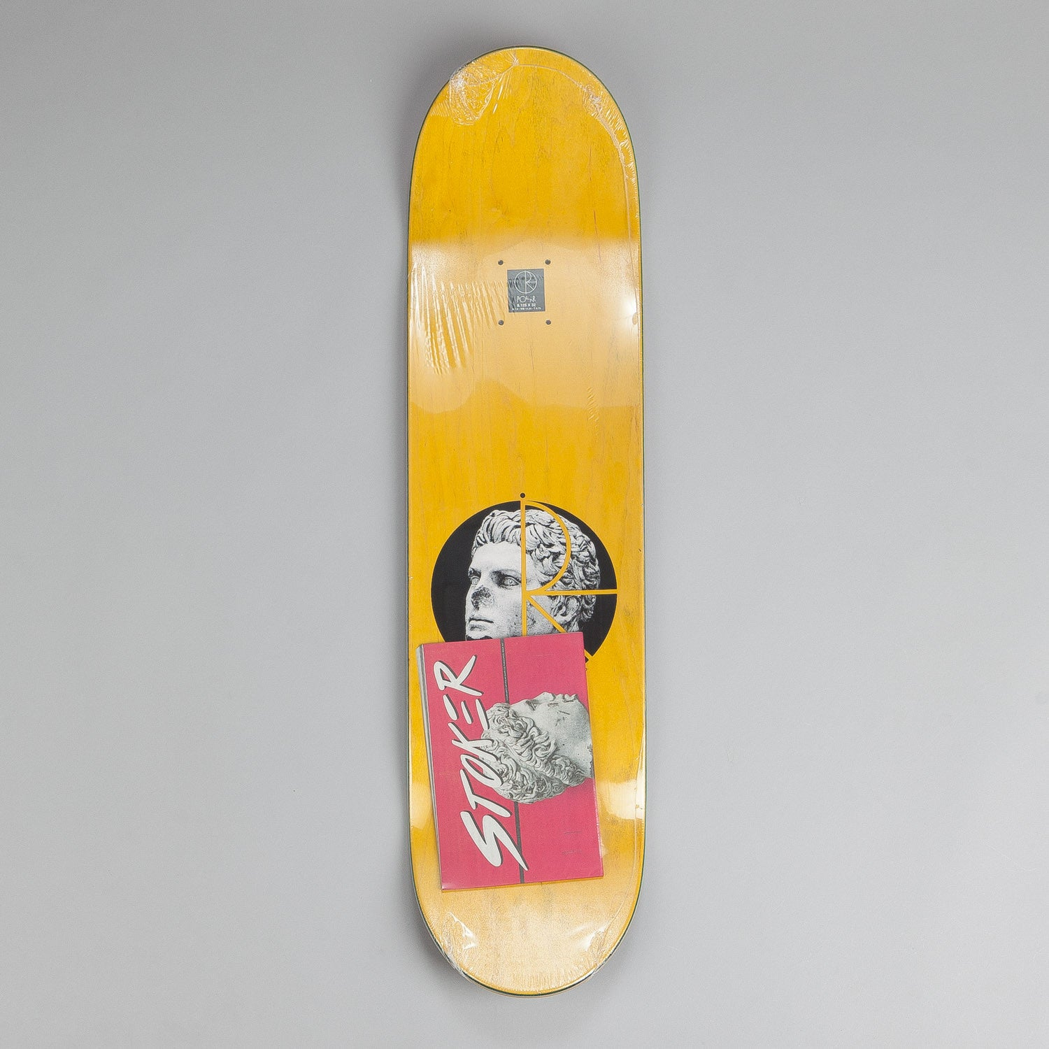 Carhartt X Polar Campbell Deck Red 8.125""