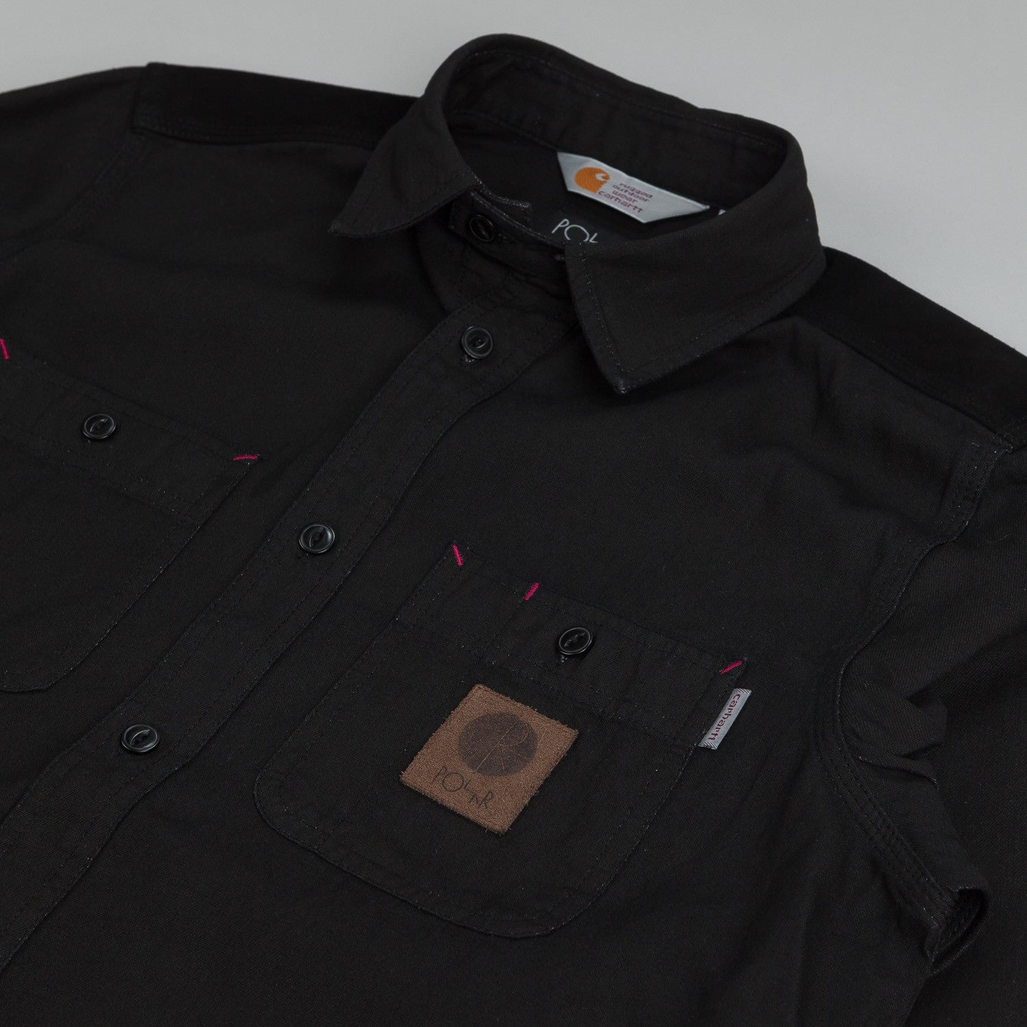 Carhartt X Polar Shirt Black