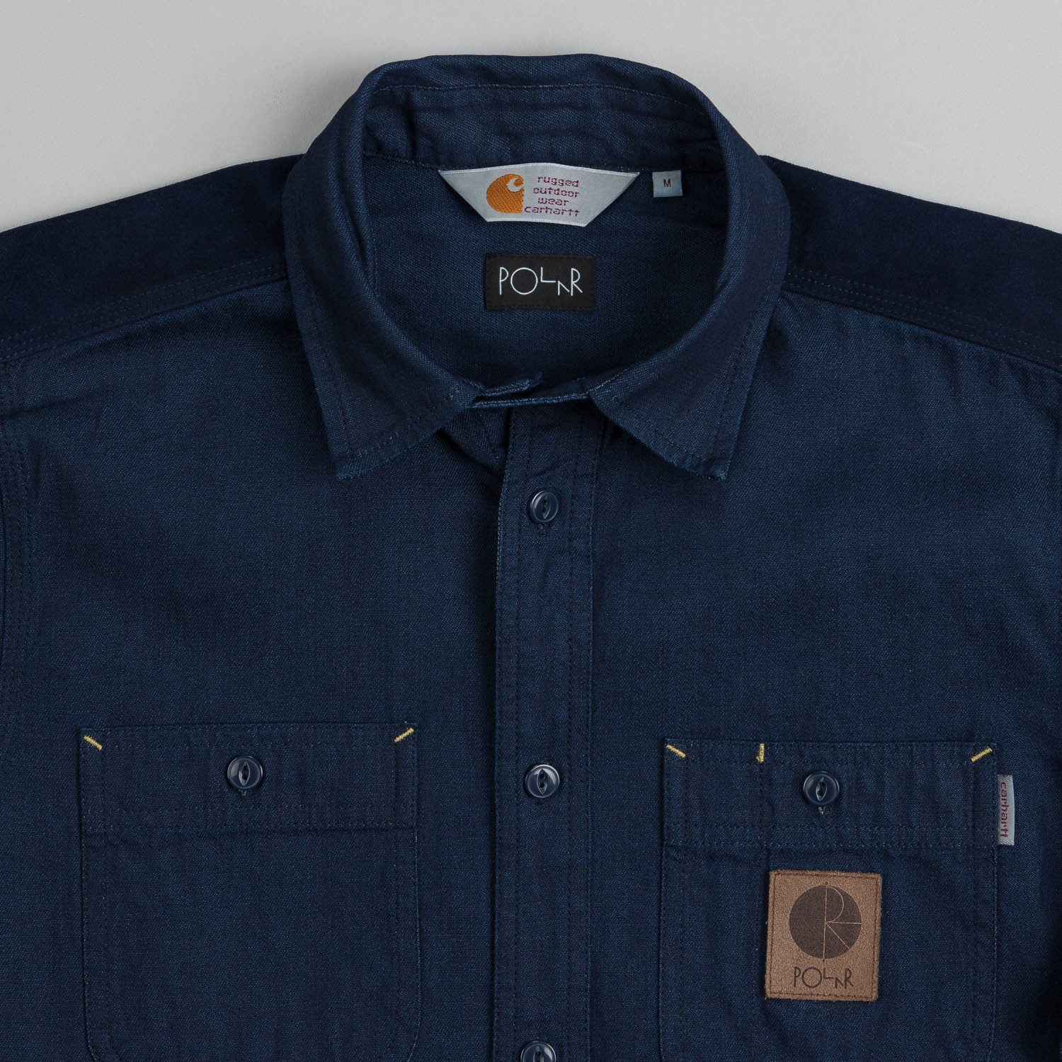 Carhartt X Polar Shirt Navy