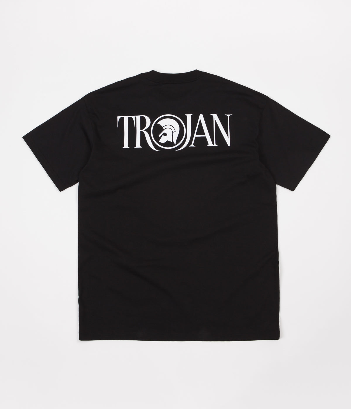 Carhartt x Trojan Records Moonstomp T-Shirt - Trojan Black
