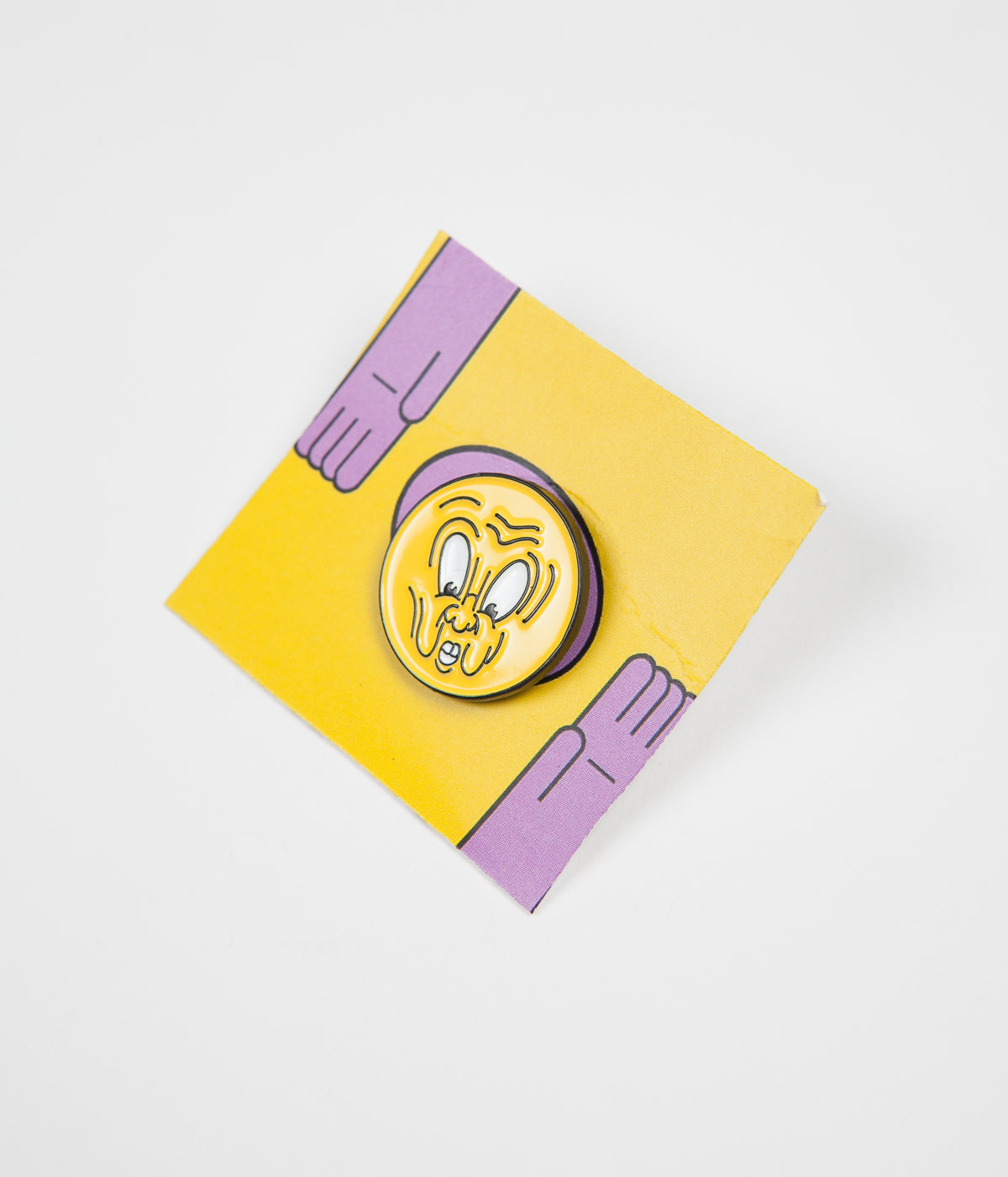 Carpet Co. Lapel Pins - Corny