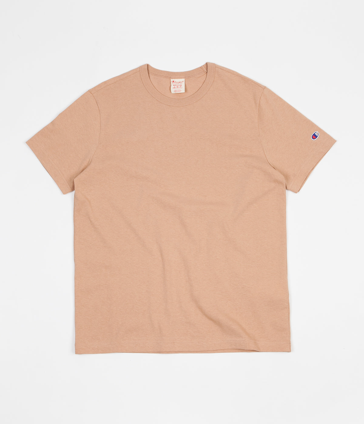 Champion Basic T-Shirt - Beige
