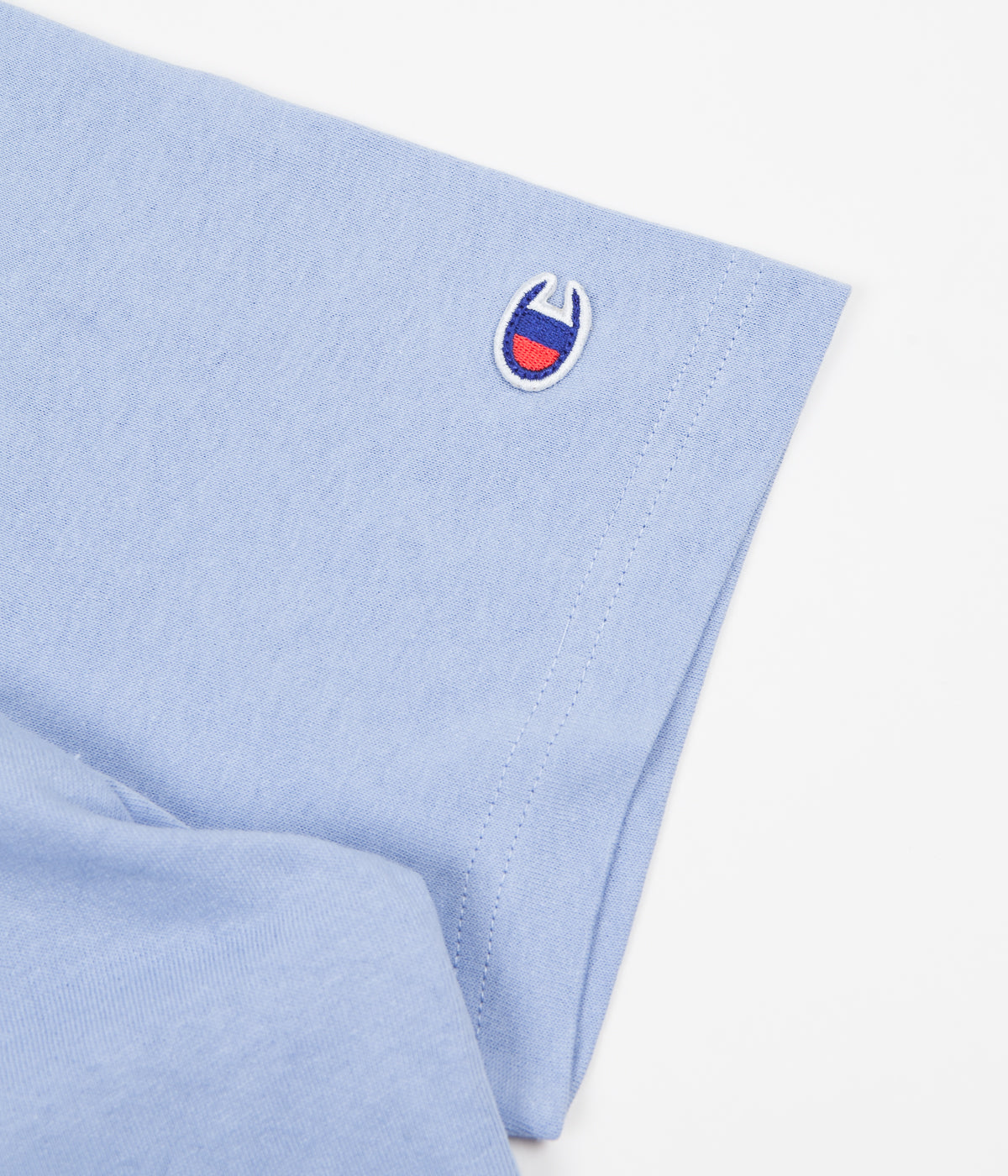 Champion Basic T-Shirt - Light Blue