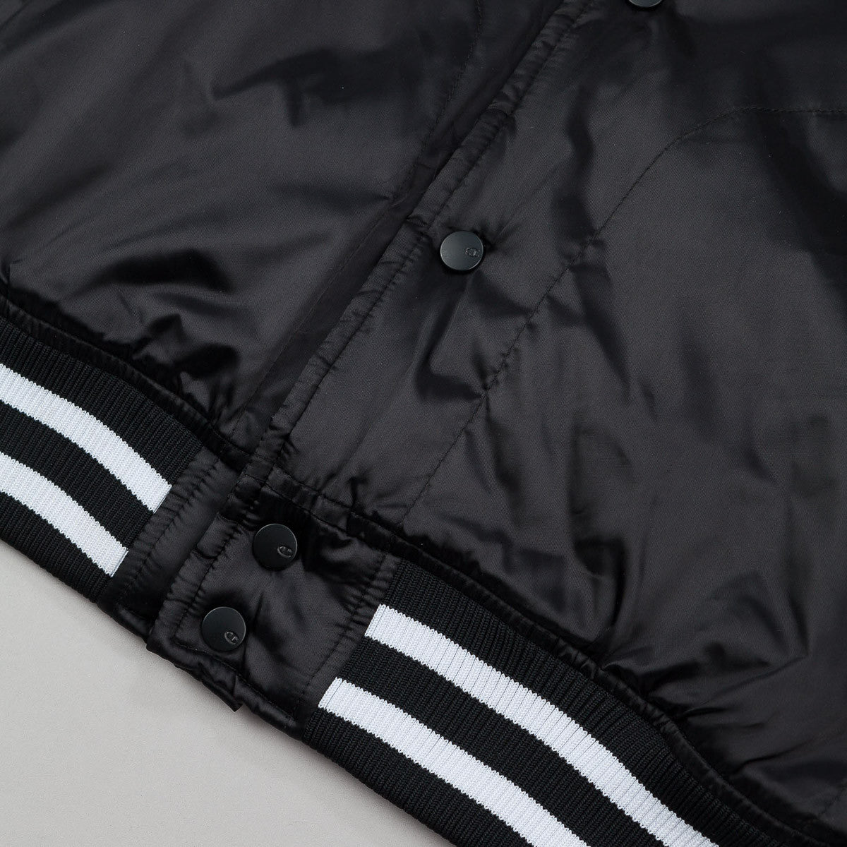 Champion Bomber Jacket - Black