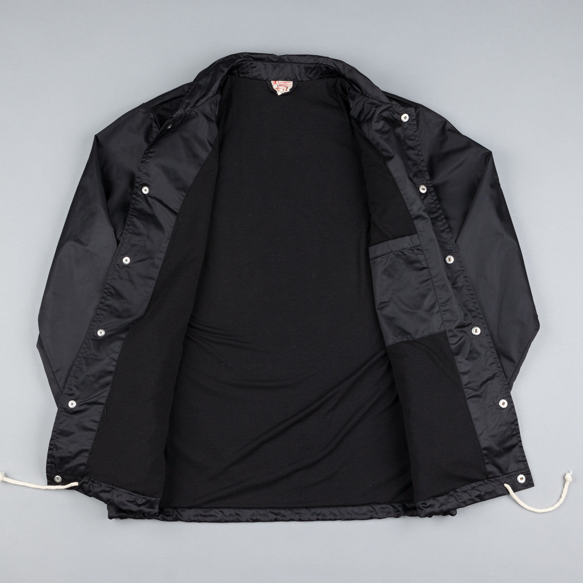 Champion Coaches Jacket - Black