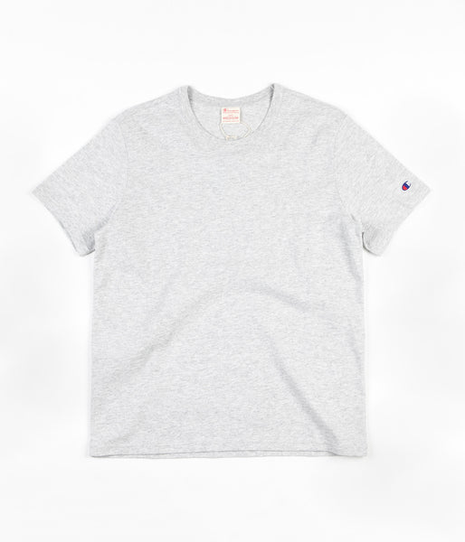 Champion Reverse Weave Basic T-Shirt - Grey