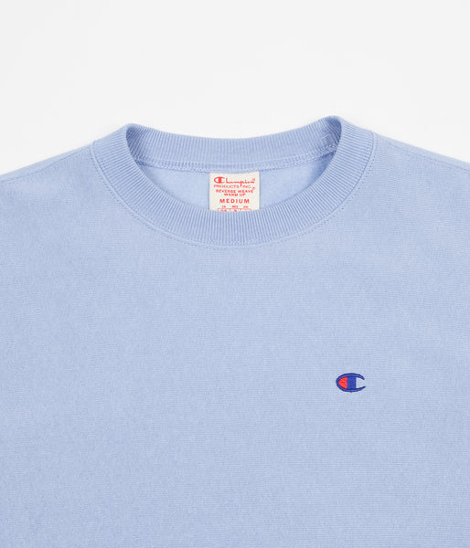 Champion Reverse Weave Classic Crewneck Sweatshirt Light