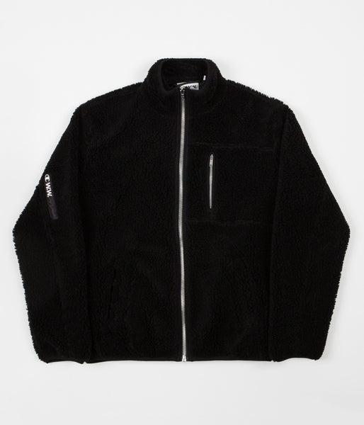 Champion x Wood Wood Opal Bomber Jacket - Black