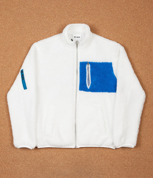 Champion x Wood Wood Opal Bomber Jacket - Off White