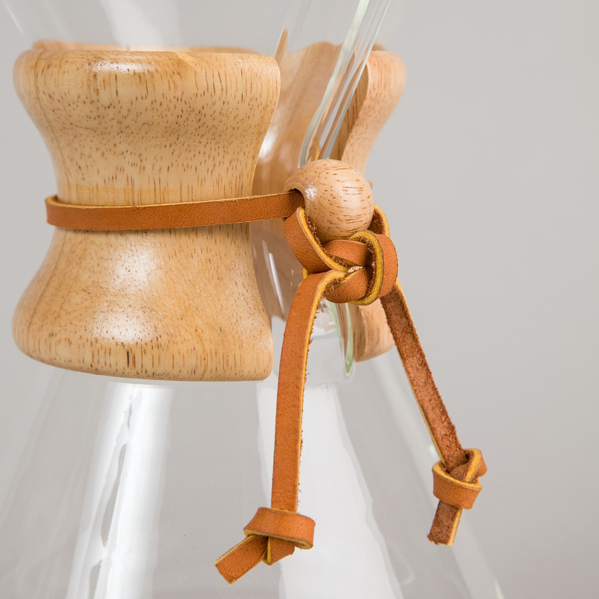 Chemex 6-8 Cup Wooden Collar (CM-8A)