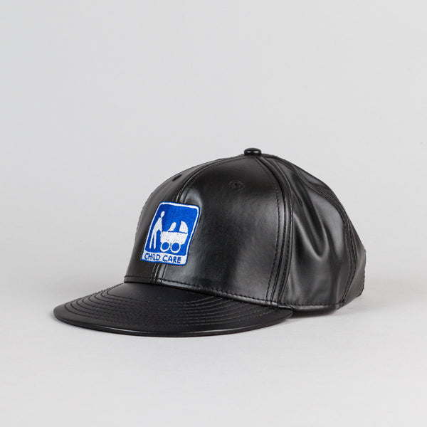 Child Care Bitch Pleather Cap