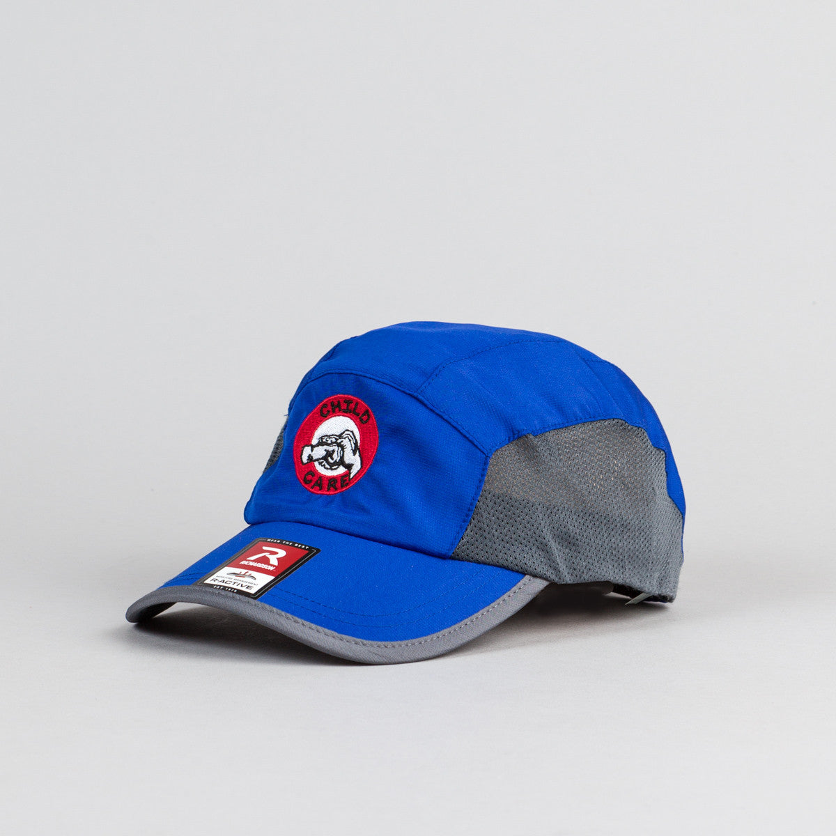 Child Care Nylon Runner Cap