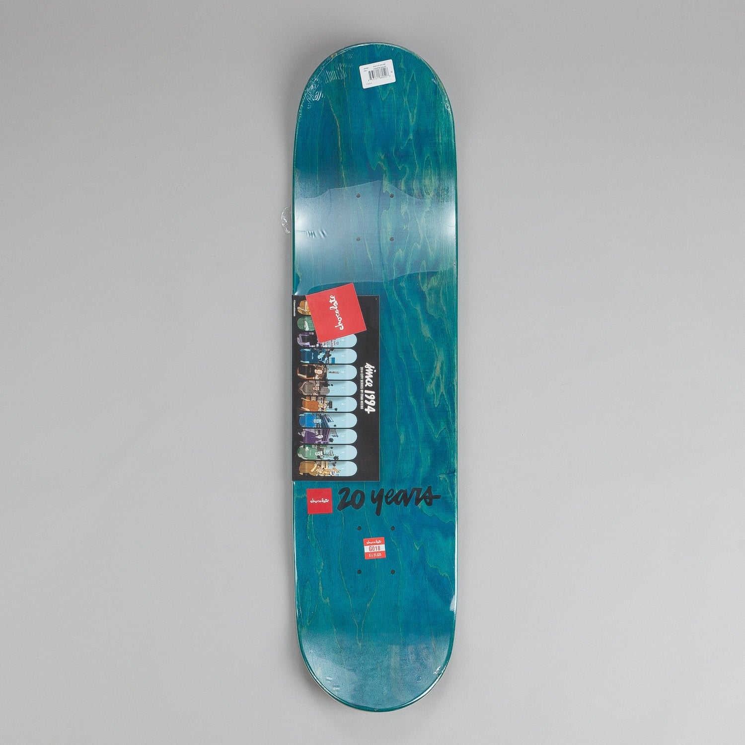 Chocolate City Series Deck Chris Roberts 8""