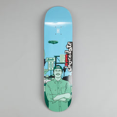 Chocolate City Series Deck Elijah Berle 8.5""