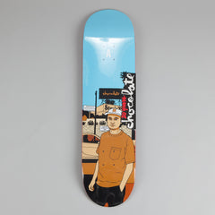 Chocolate City Series Deck Stevie Perez 8.25""