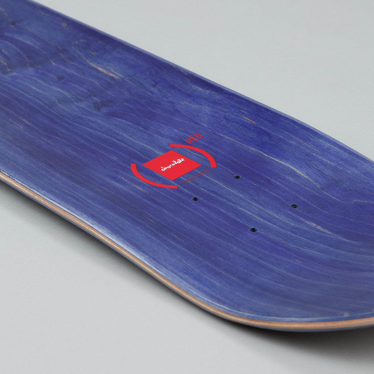 Chocolate (RED) Deck - Elijah Berle 8.125""