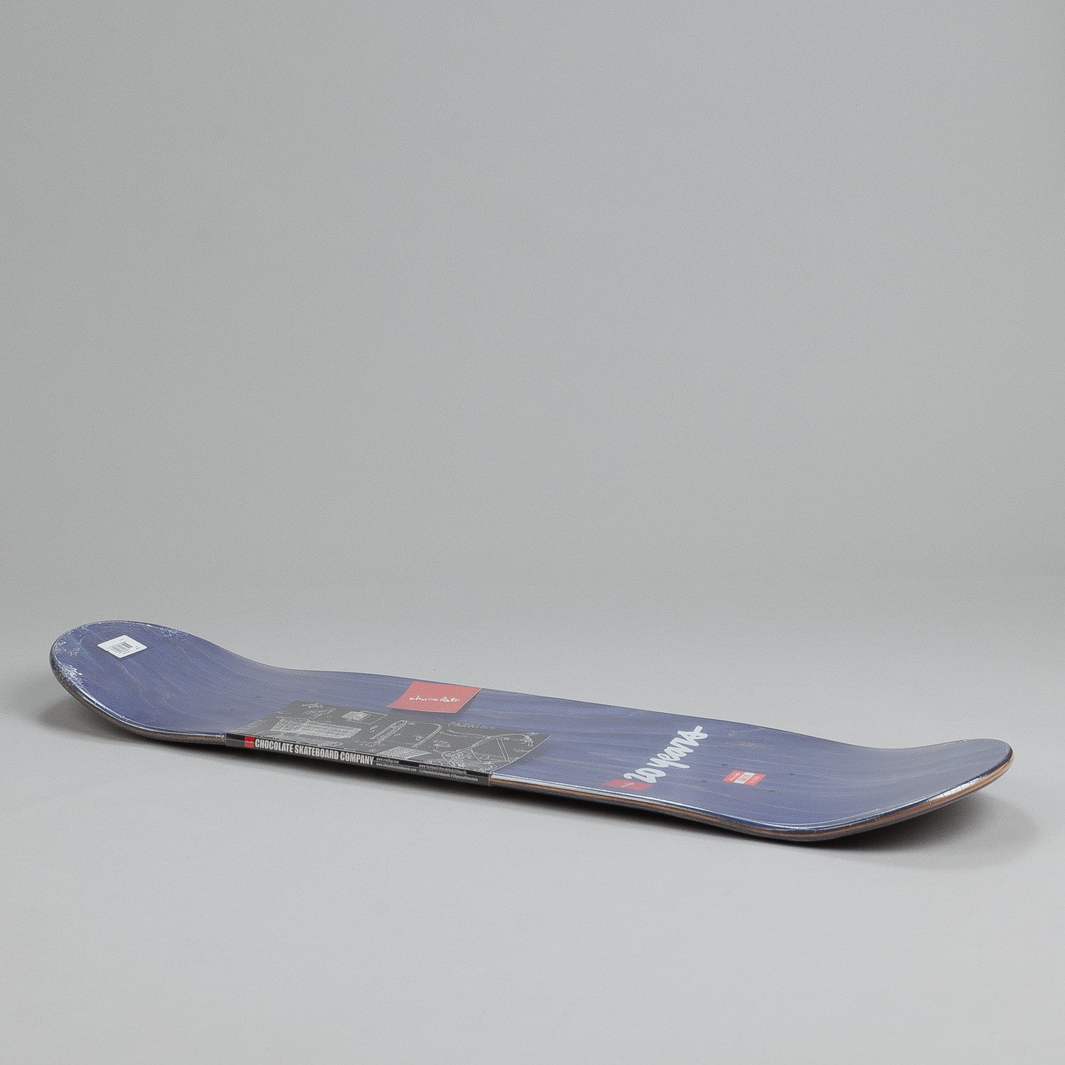 Chocolate Sketch Fade Deck Jerry Hsu 8""