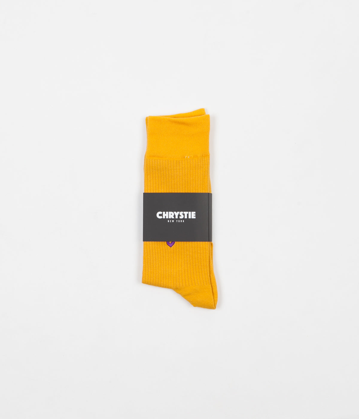 Chrystie NYC Casual Socks Vol. 2 - Yellow