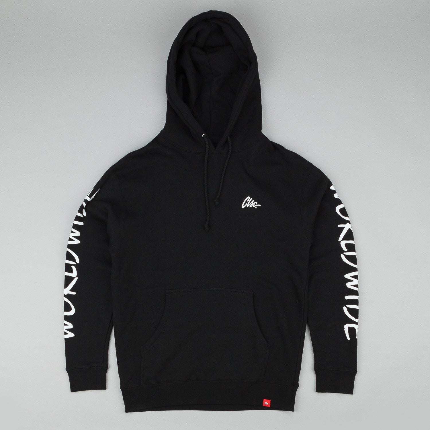CLSC Attitude Hooded Sweatshirt - Black