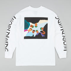 CLSC Attitude Long Sleeve T-Shirt - White