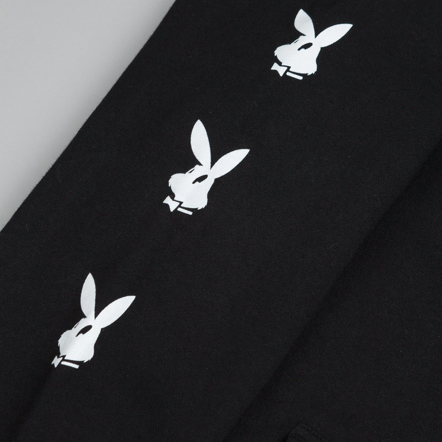 CLSC Bunny Hooded Sweatshirt Black