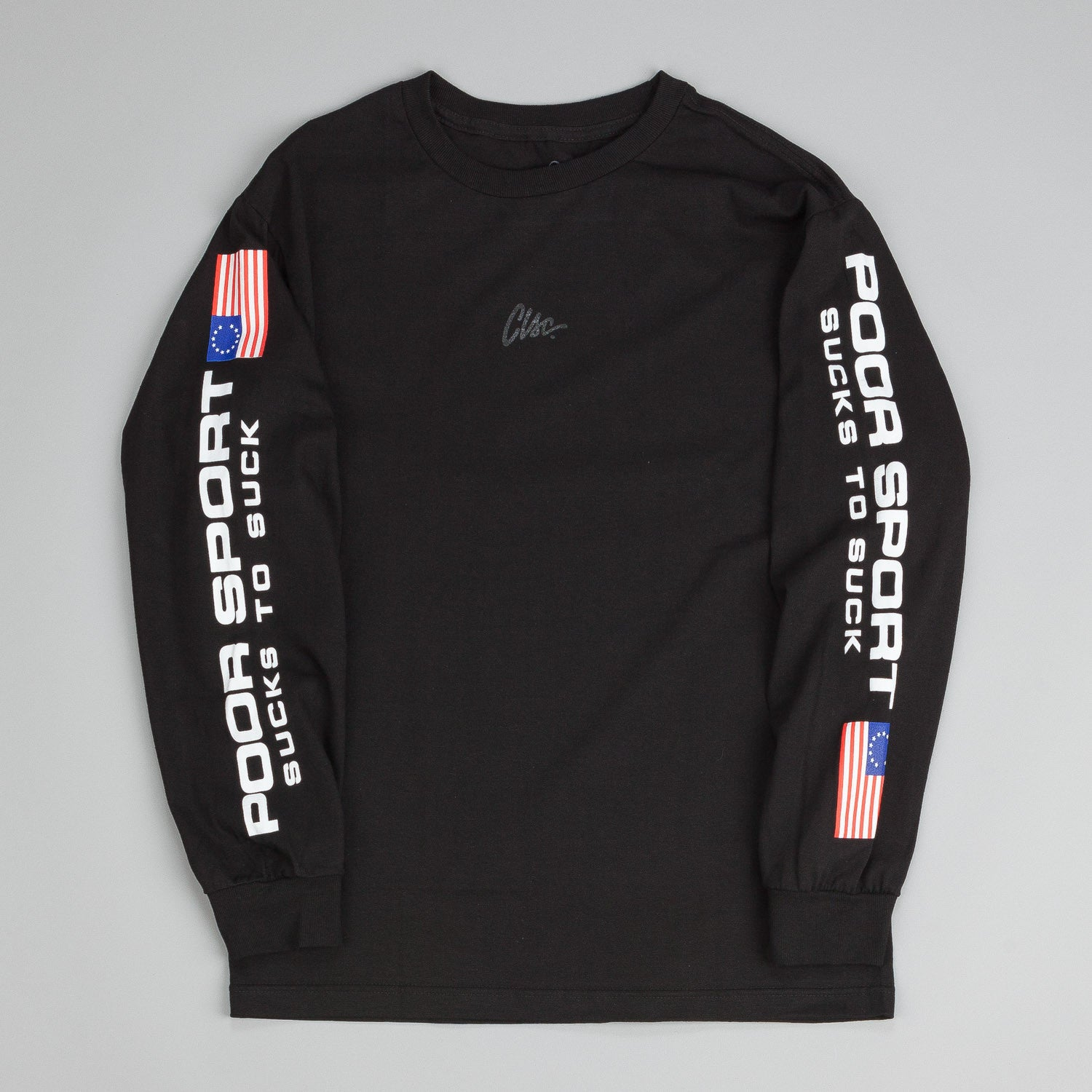 CLSC Poor Sport L/S T-Shirt Black