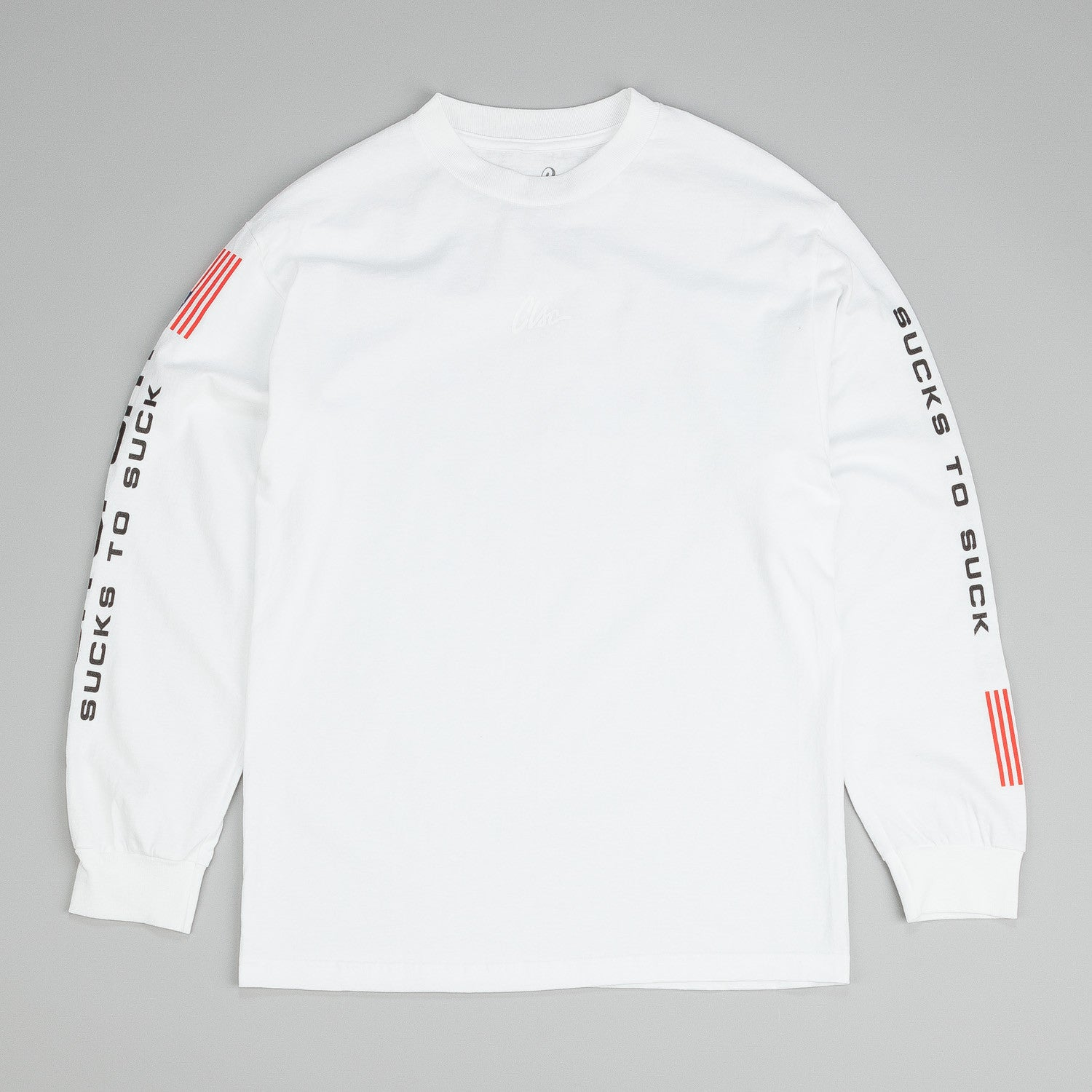 CLSC Poor Sport L/S T-Shirt White