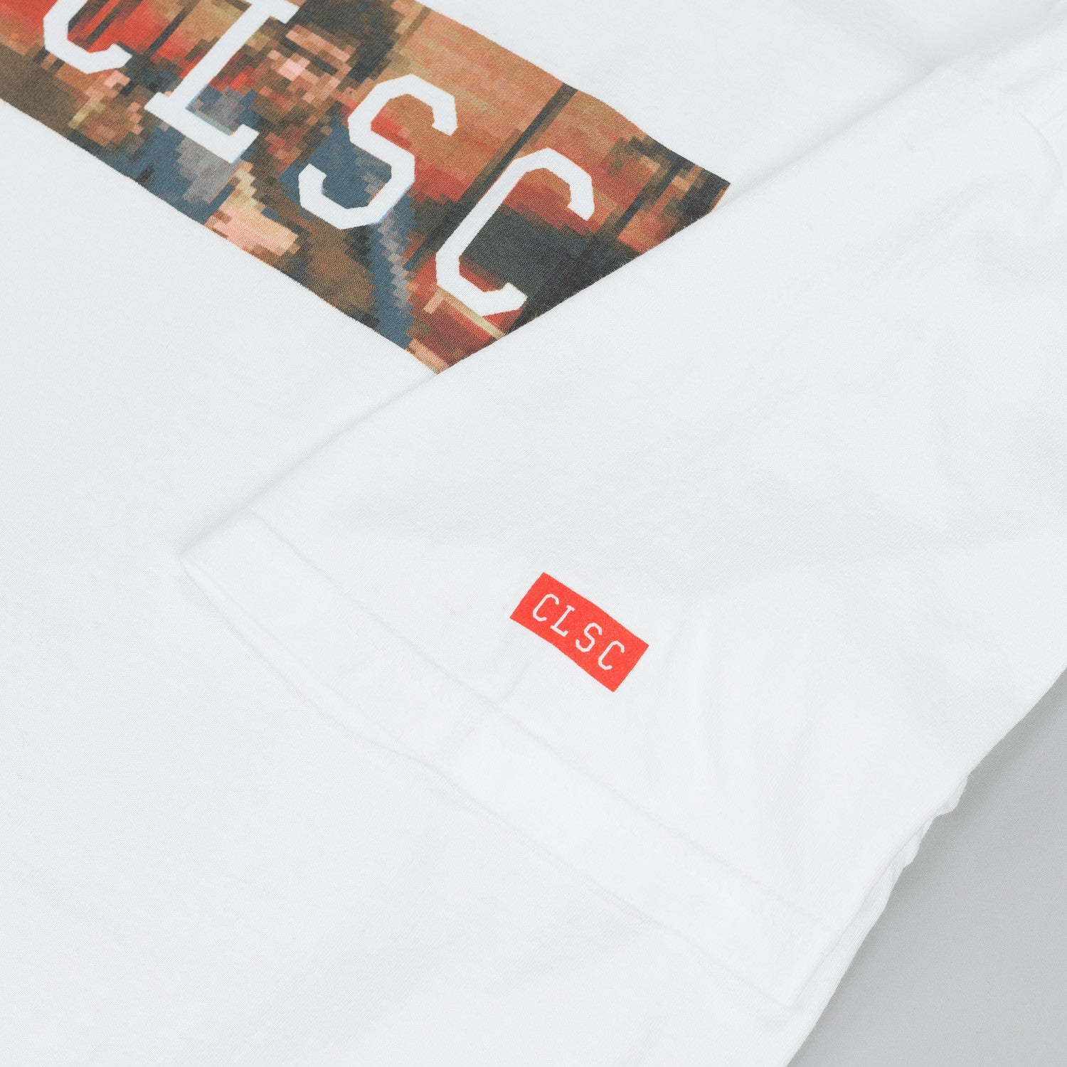 CLSC Tony T T-Shirt White