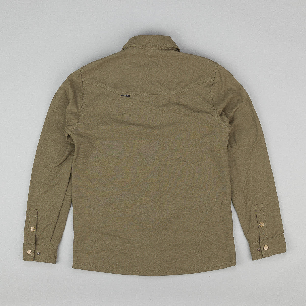 Coalatree Annex Work Shirt - Green