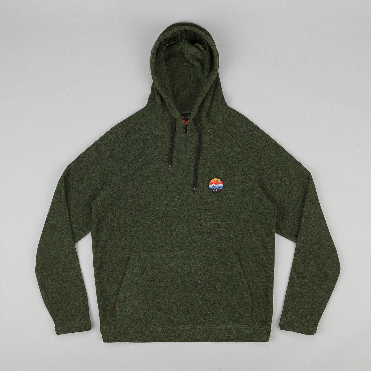 Coalatree Cabin Fever Hooded Sweatshirt - Forest