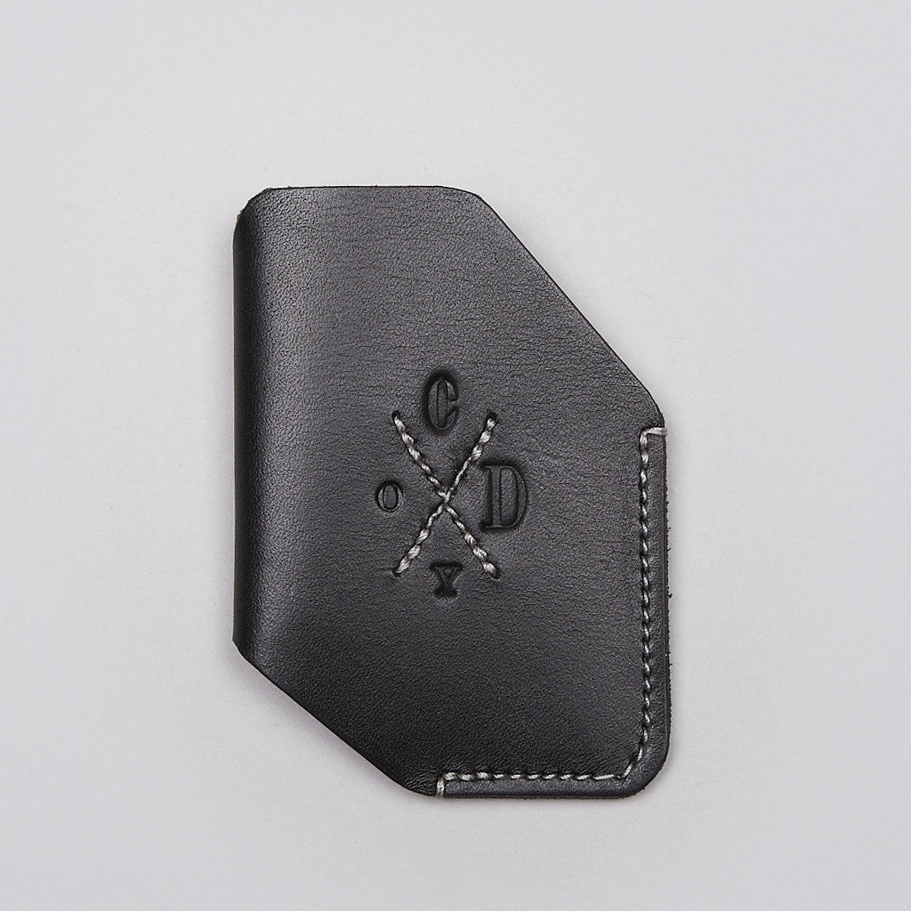 Cody Jepson Card Wallet Black