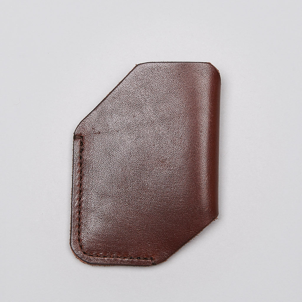 Cody Jepson Card Wallet Brown