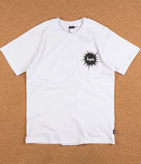 Colorsuper Frequency T-Shirt - White / Black
