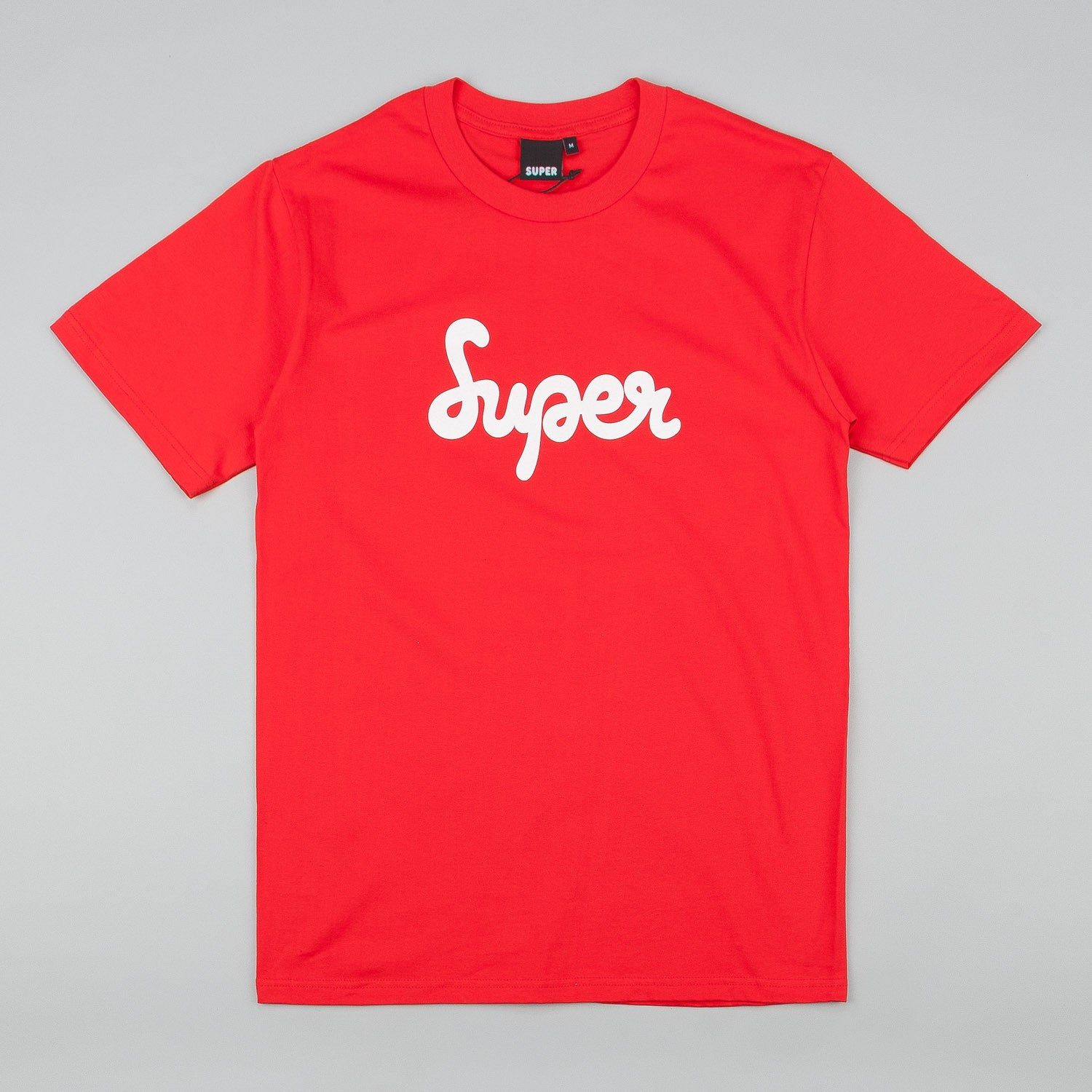 Colorsuper Signature MKIII T-Shirt - Red / White