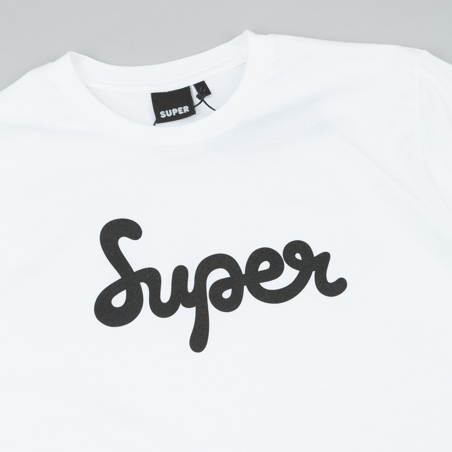 Colorsuper Signature MKIII T-Shirt - White / Black