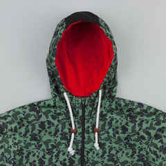Colorsuper Super Light Technical Windbreaker - Green Camo