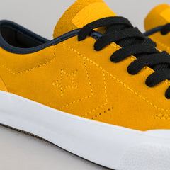 Converse CONS Sumner OX Shoes - Yellow / Obsidian / Black
