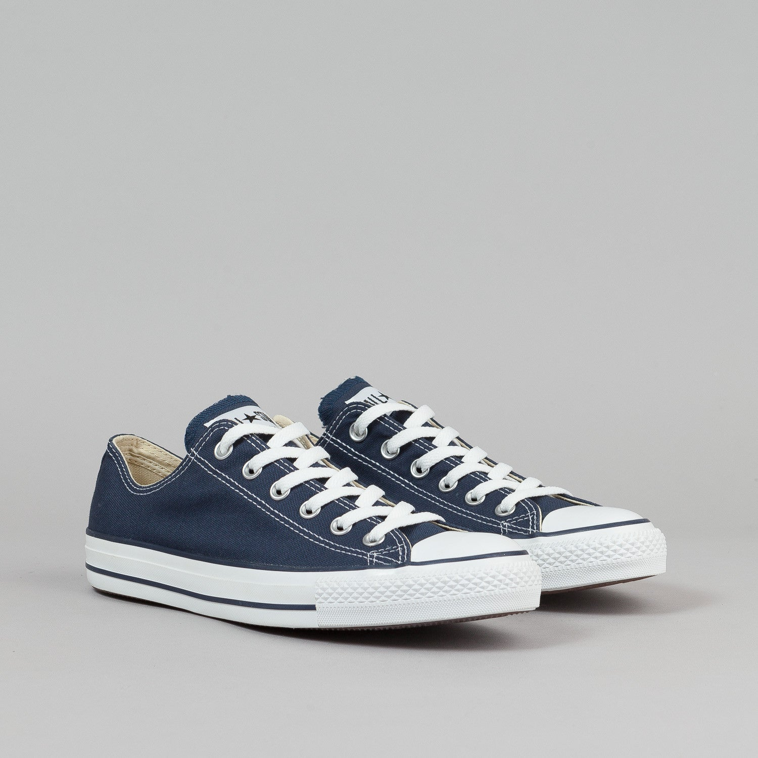 Converse All Star OX Shoes - Navy