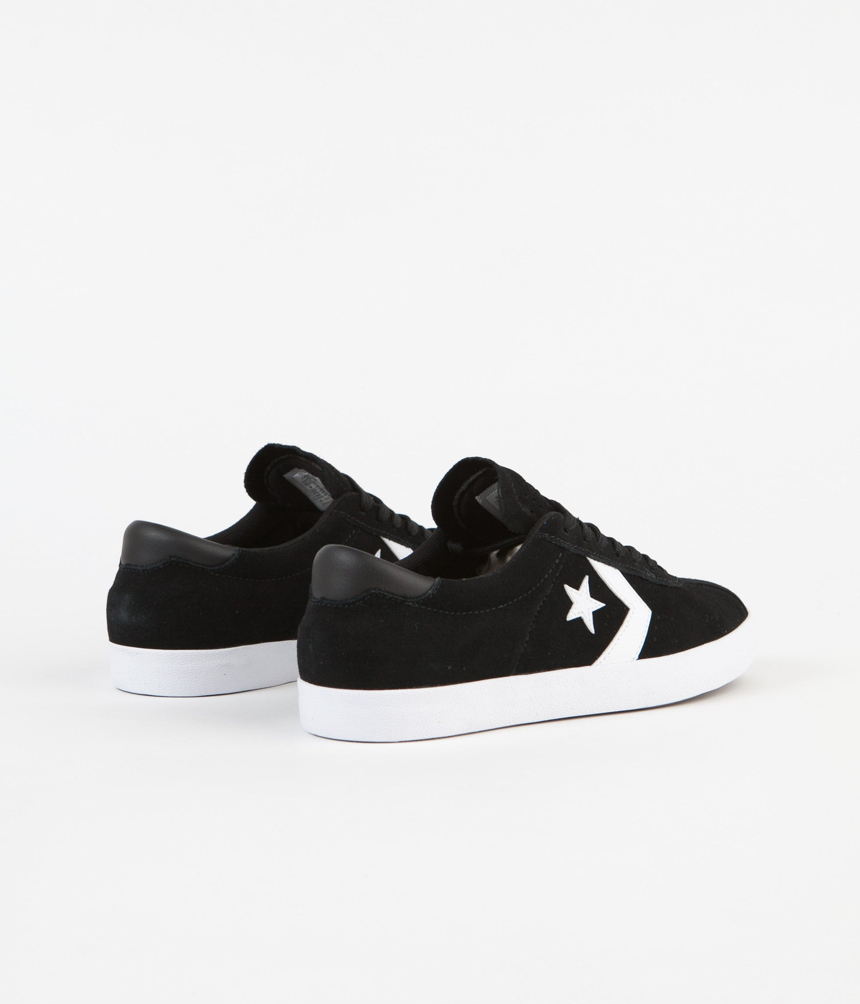 Converse Breakpoint Pro Ox Shoes - Black / White / Black
