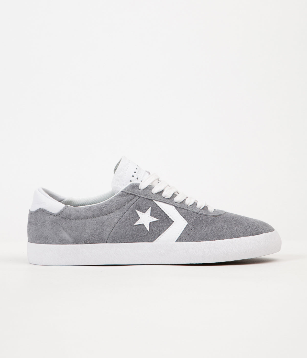 Converse Breakpoint Pro Ox Shoes - Cool Grey / White / White