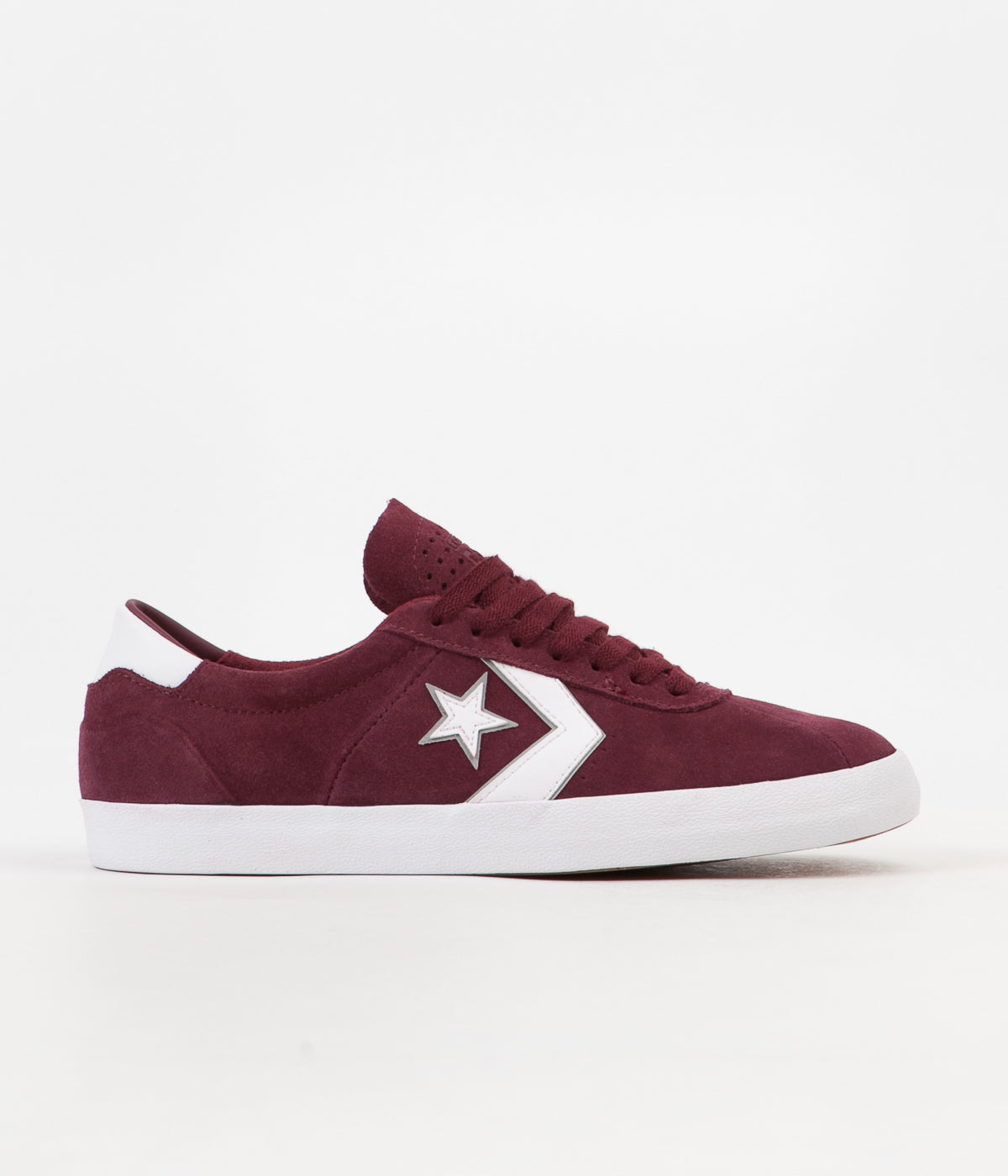 converse breakpoint ox deep bordeaux