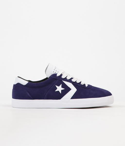 Converse Breakpoint Pro Ox Shoes - Midnight Indigo / White